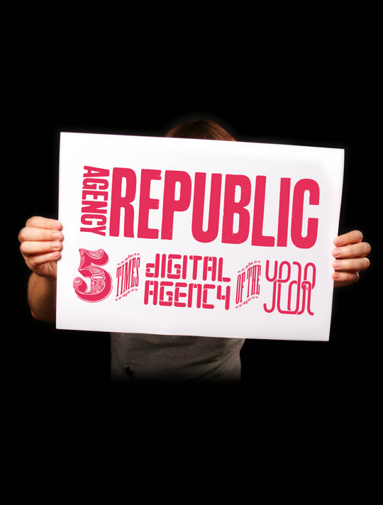 Agency Republic 2011
